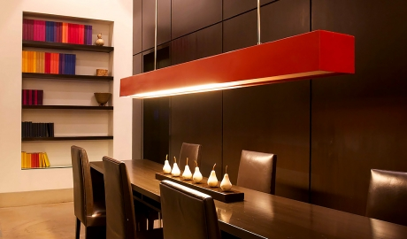 The Park Bangalore Lobby Meeting Table Interior Design M 11