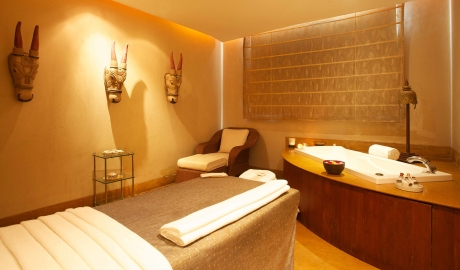 The Park Chennai Spa Area Massage Room M 12