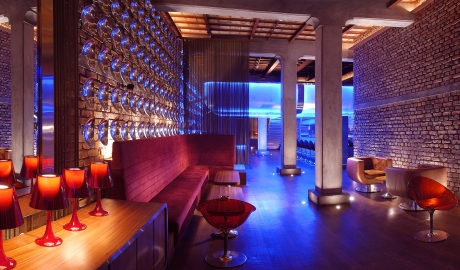 The Park Kolkata Bar Interior Design High Ceilings M 09 R