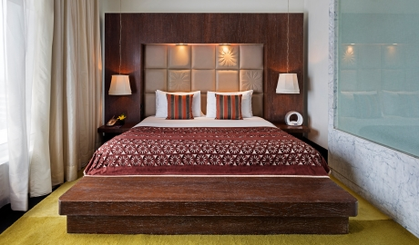 The Park New Delhi Bedroom Interior Design M 08