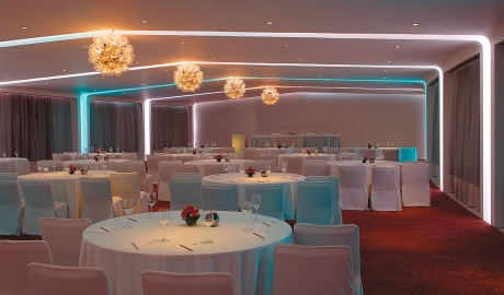 The Park New Delhi Meeting Room Event Space Interior M 13