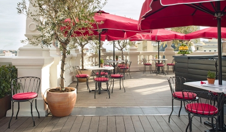 The Principal Madrid Rooftop Terrace City View M 13