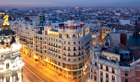 The principal madrid spain design hotels Best hotels in central madrid