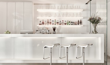 The Pure Bar in Frankfurt