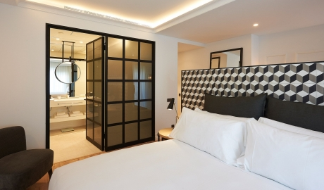 The Serras Bedroom in Barcelona