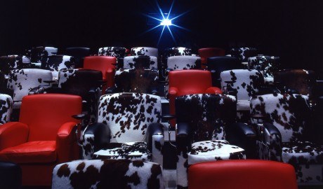 The Soho Hotel Cinema in London