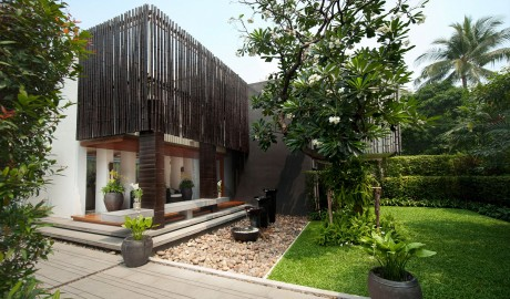 The Sukhothai Bangkok Villa in Thailand