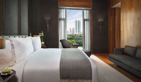 The Sukhothai Bangkok Guestroom in Bangkok