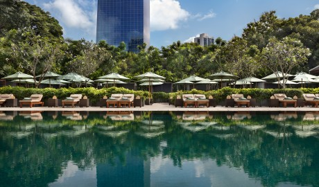 The Sukhothai Bangkok Pool in Bangkok