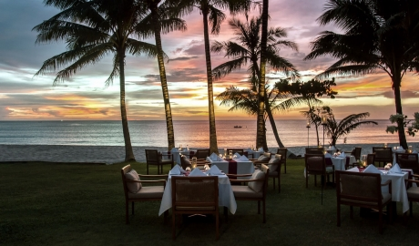 The Surin Phuket Dining Beach Ocean View Sundown M 11 R
