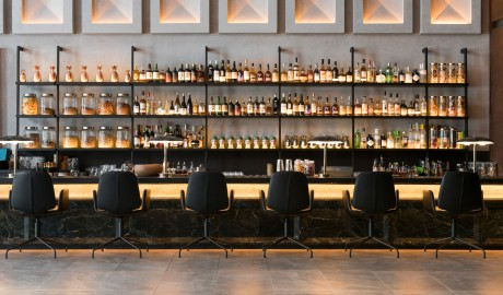 The Warehouse Hotel Bar in Singapore