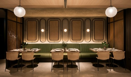 The Warehouse Restaurant in Singapore