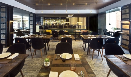 The Waterhouse at South Bund Restaurant in Shanghaihouse at South Bund in Shanghai
