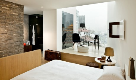 The Waterhouse At South Bund Suite Interior Design City View M 06 R