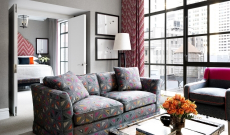 The Whitby Couch in New York City