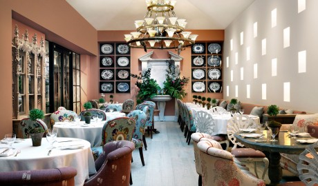 The Whitby Hotel Restaurant Interior Design in New York City