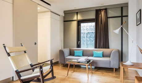 Town hall hotel apartments london uk design hotels for Furniture xpress bethnal green
