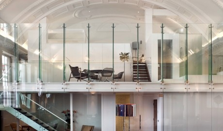 Town Hall Hotel and Apartments Design Details in London