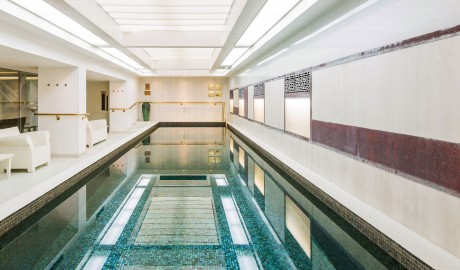 Town Hall Hotel Swimming Pool in London