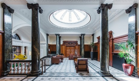 Town Hall Hotel and Apartment Design in London