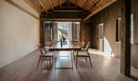 Tsingpu Tulou Retreat Meeting Facility in Zhangzhou