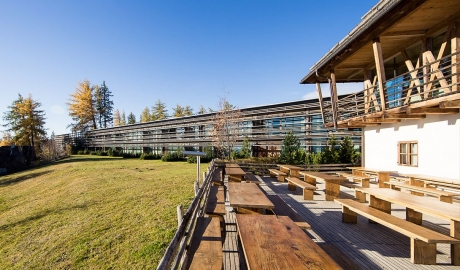 Vigilius Mountain Resort Architecture M 12