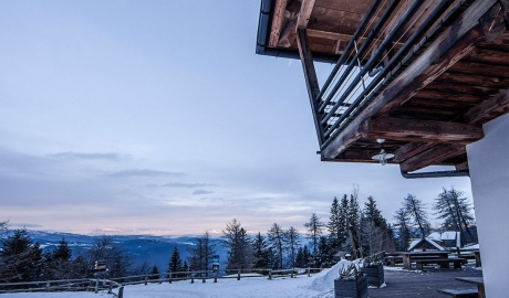 Vigilius Mountain Resort Architecture Mountain View By Winter M 07