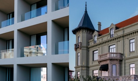 Vila Foz Hotel and Spa Design Details in Porto