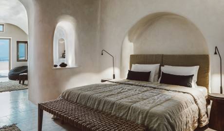Vora Santorini Bedroom in Santorini