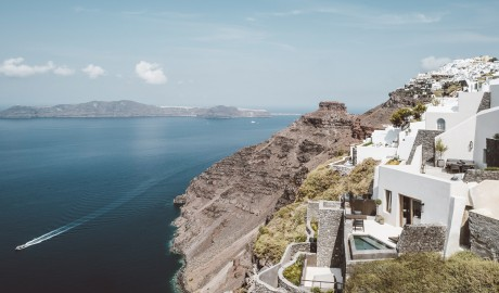 Vora Architecture on Santorini