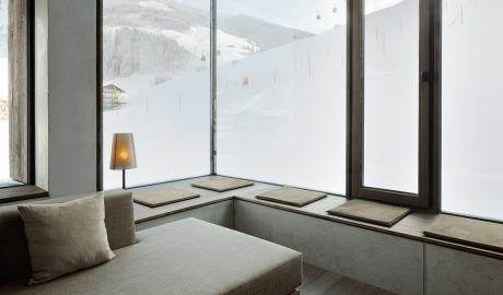 Wiesergut Spa Area Lounge Sofa Mountain Ski Lift View M 10 R 1