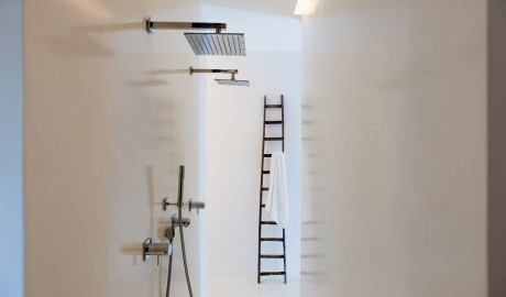 Zash Country Boutique Hotel Shower in Archi Riposto