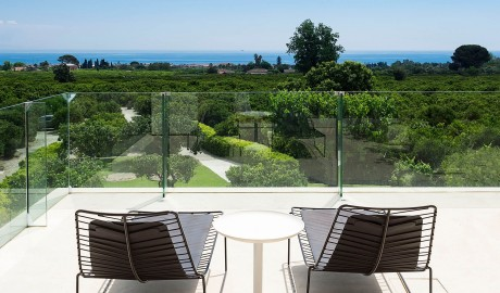 Zash Country Boutique Hotel Ocean View in Archi Riposto