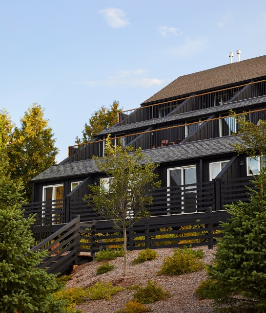 Scribner's Catskill Lodge ( Hunter Mountain, USA ) | Design