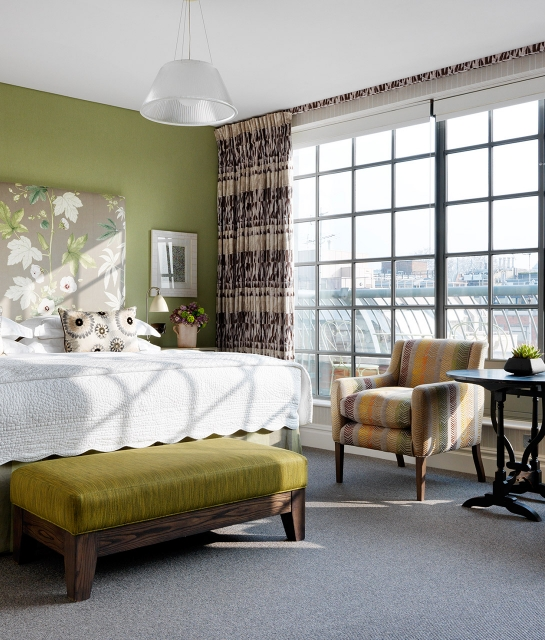 The Soho Hotel Room In London
