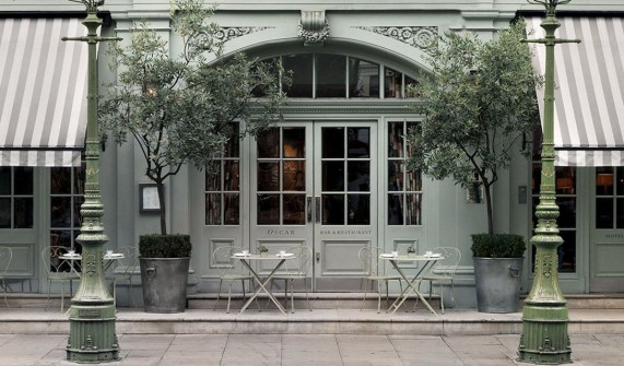 Charlotte Street Hotel Treese in London