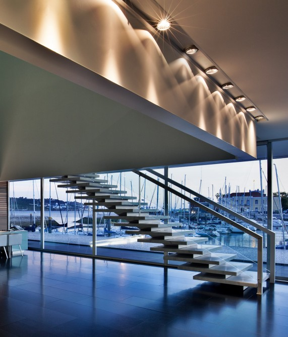 Altis Belem Hotel and Spa Staircase in Lisbon