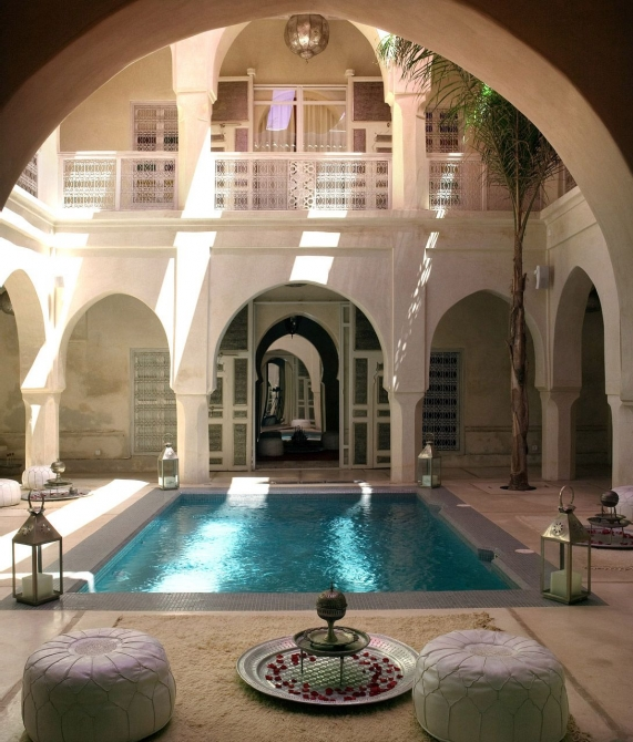 Anayela marrakech morocco design hotels for Hotel design marrakech