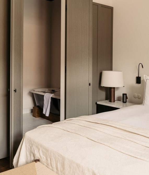 August Rooms and Suites in Antwerp
