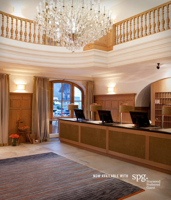 Hotel bachmair weissach available with spg design hotels for Designhotel tegernsee