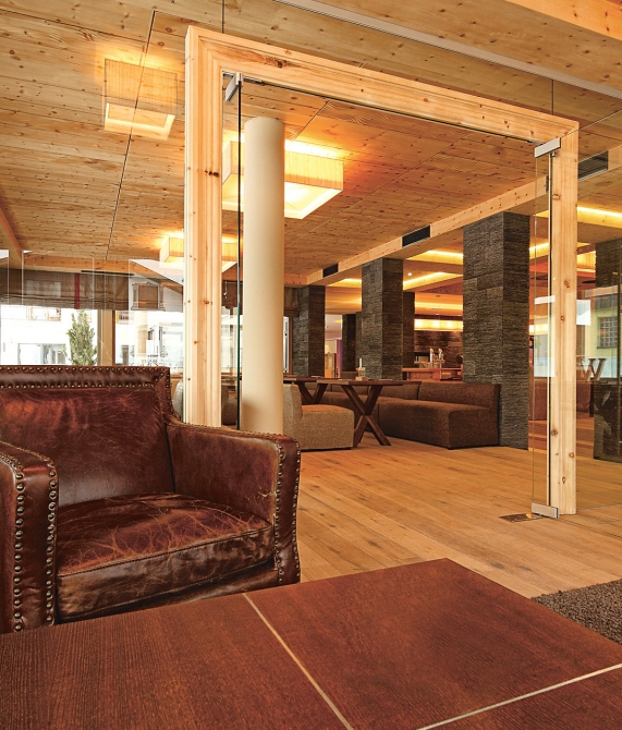 Bergland hotel s lden austria design hotels for Interior design osterreich