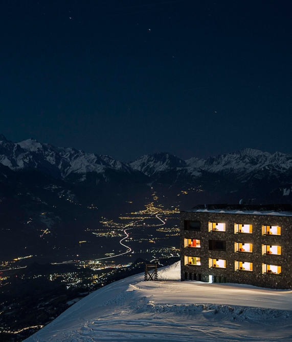 Chetzeron, Crans-Montana, Switzerland, DesignHotels™
