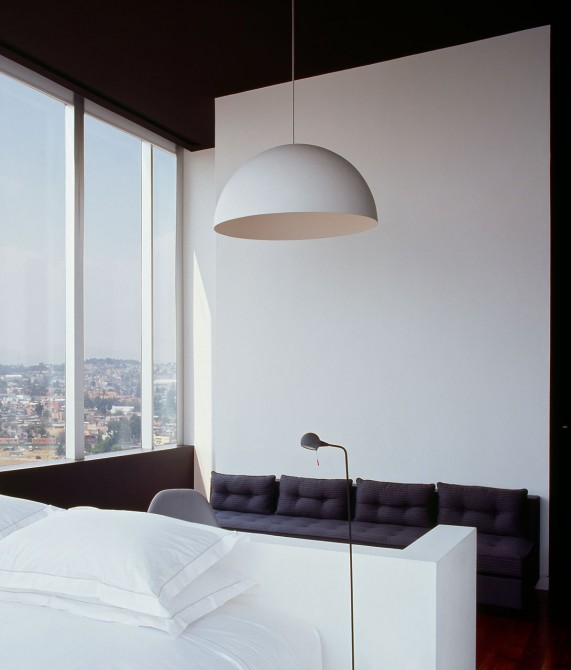 Distrito Capital Rooms and Suites in Mexico City