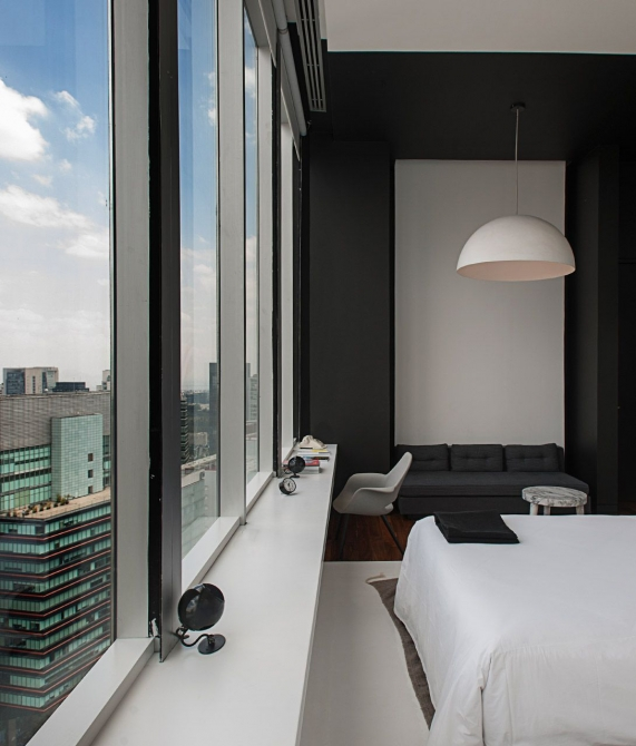 Distrito Capital Rooms in Mexico City