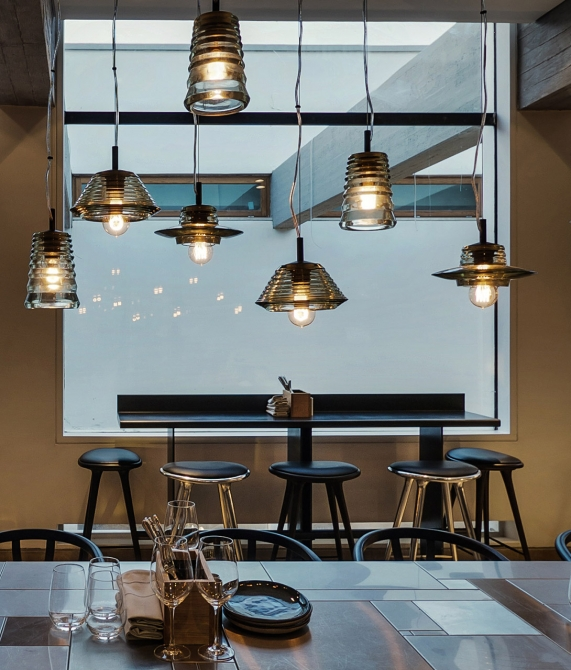 Elma Arts Complex Luxury Hotel - Restaurants Interior Design Lamps