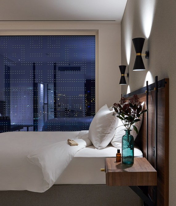 Form Hotel Dubai Rooms in Dubai