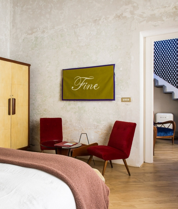G Rough Rooms and Suites in Roma