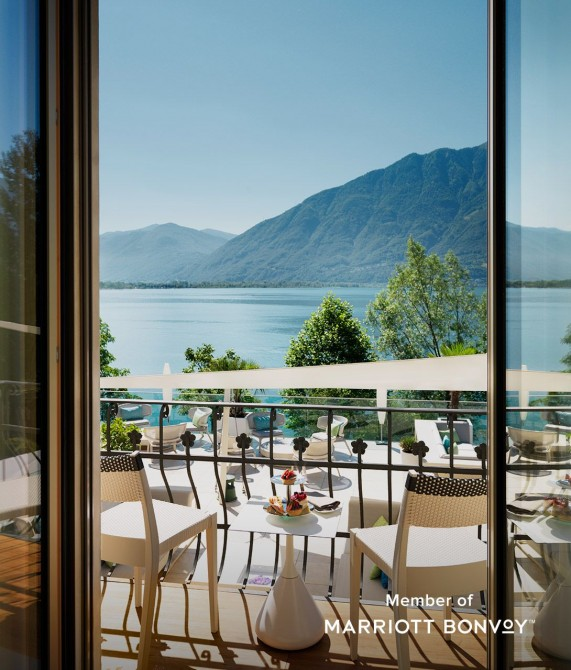 Giardino Lago Available With Marriott Bonvoy™