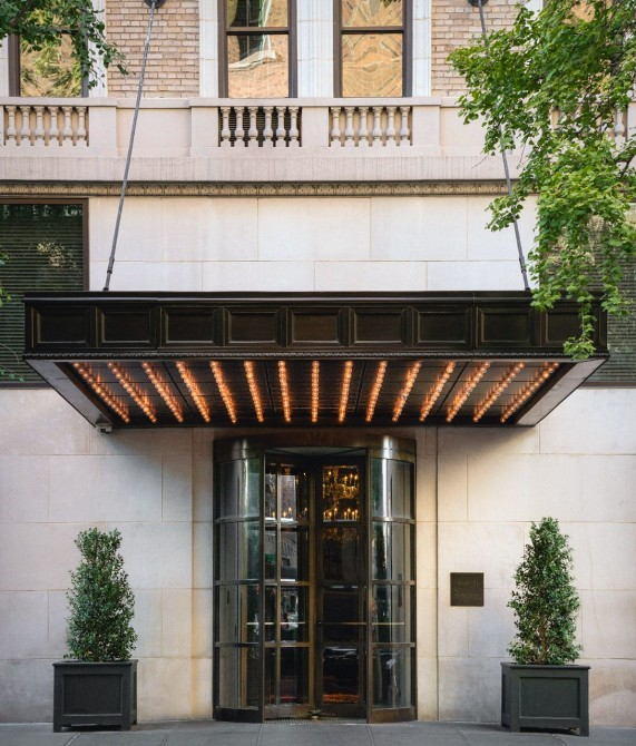 Gramercy Park Hotel Design in New York City