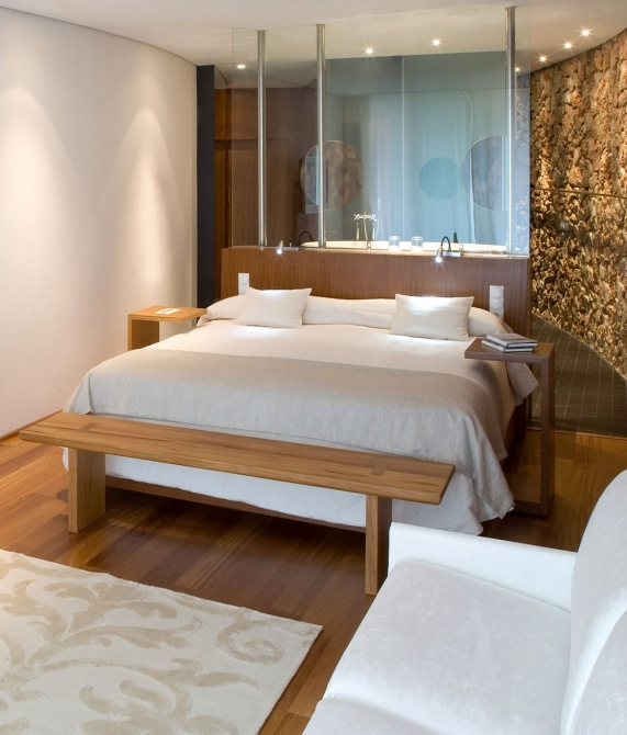 Hospes Maricel And Spa Bedroom In Mallorca